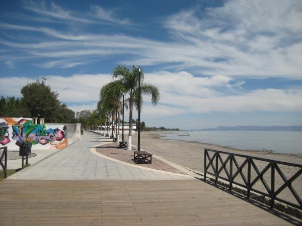 Boardwalk at Ajajic