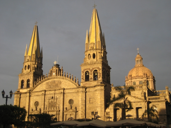 Guad cathedral exterior