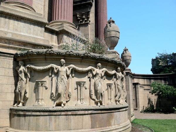 Palace of Fine Arts - photo by Harve
