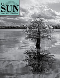 Cover of April 2014 Sun Magazine