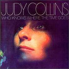Judy Collins Album Cover