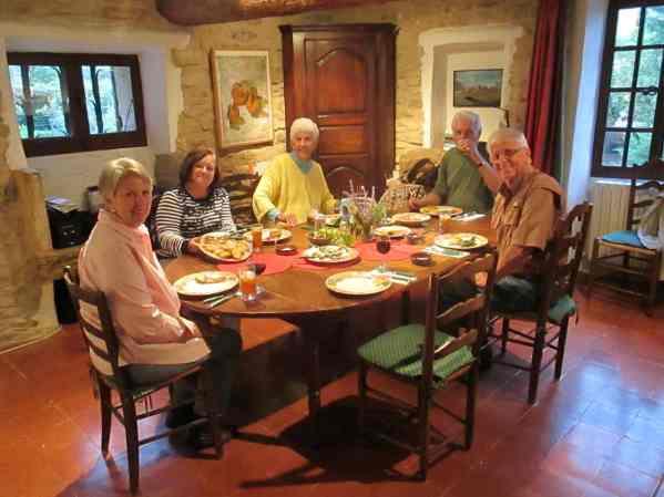FR Villa Dinner 2