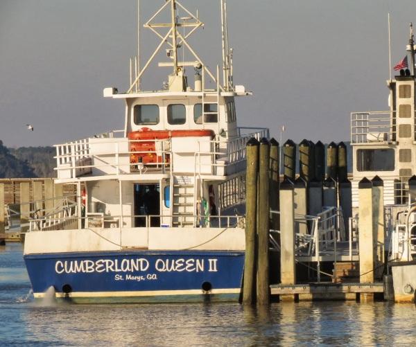 Cumberland #10 Ferry