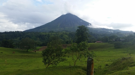 Greg's photo of Arenal Volcano