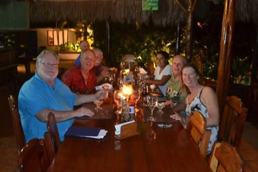 Last meal in Costa Rica