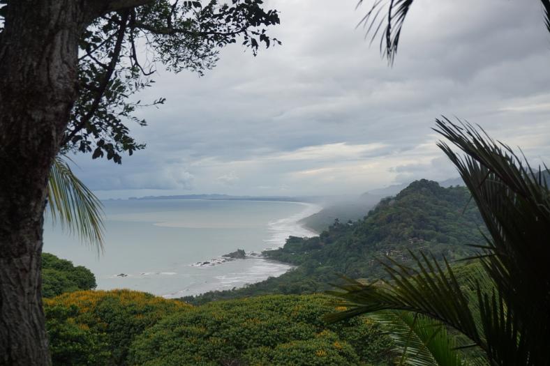 Pacific Edge view