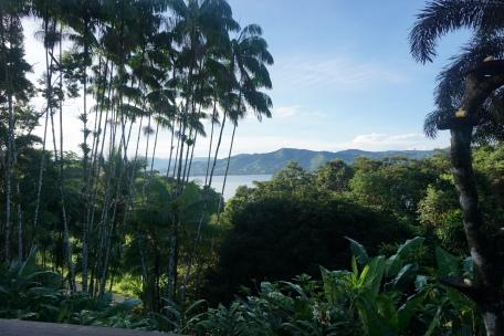 Villa Decary balcony view 3