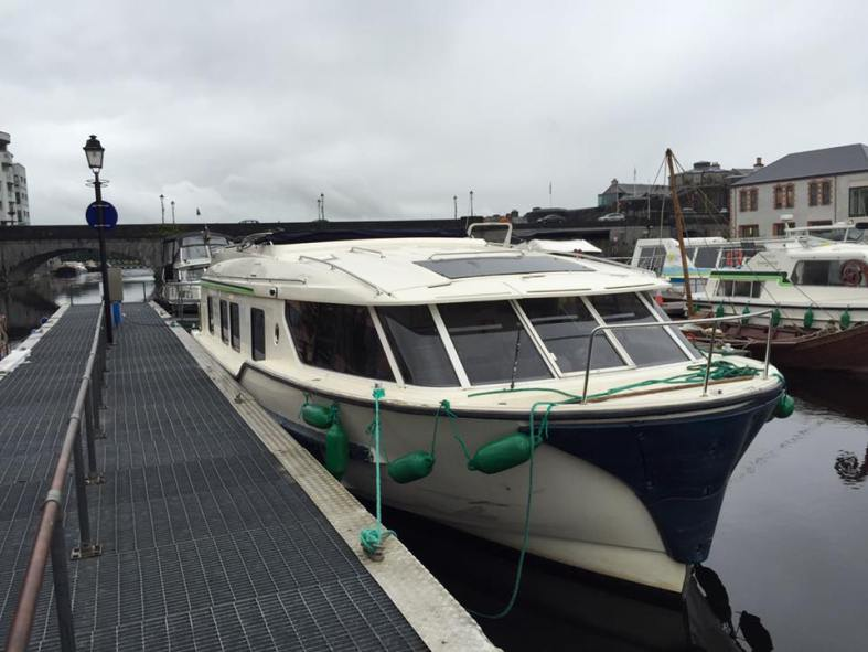 our-rented-boat-moored-in-athlone