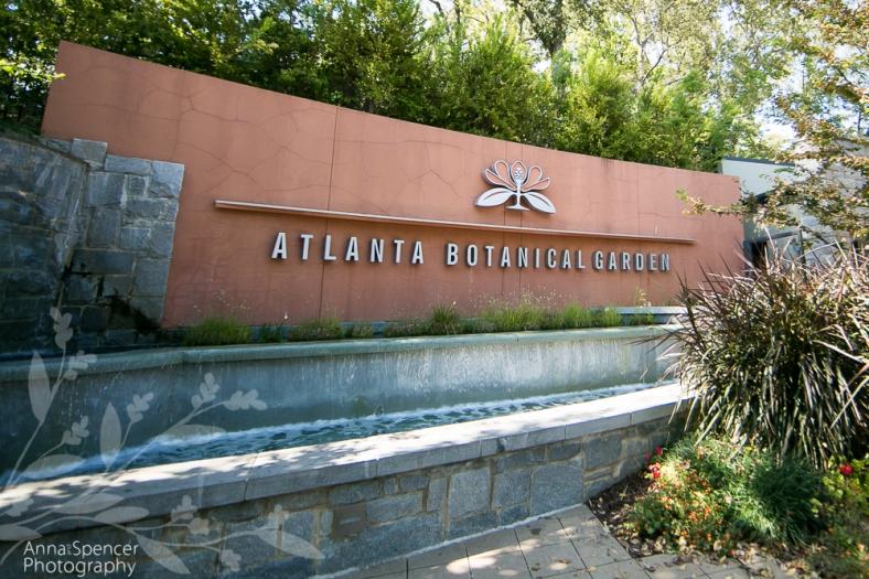 Atlanta-Botanical-Gardens Entrance