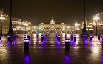 trieste main plaza