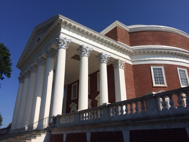 Charlottesville U of VA Rotunda