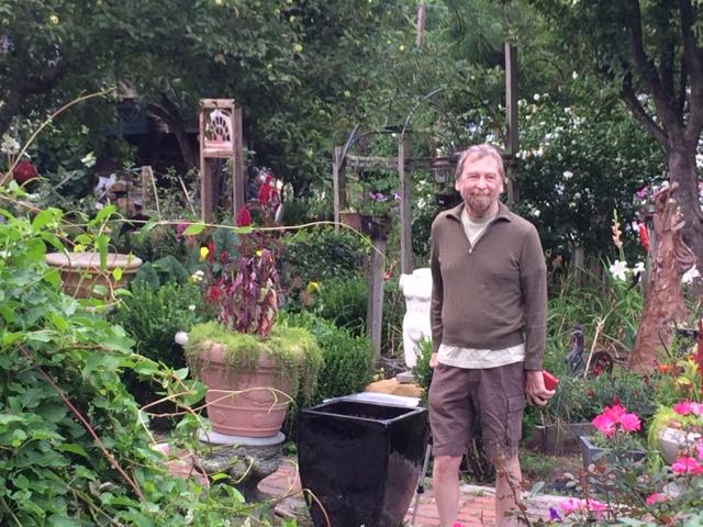 Wytheville Garden 5 with Randy