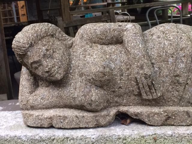 Wytheville Garden Sculpture 1