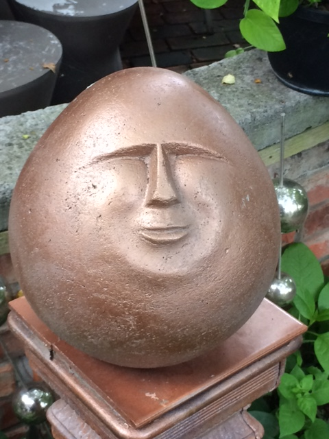 Wytheville Garden Sculpture 2