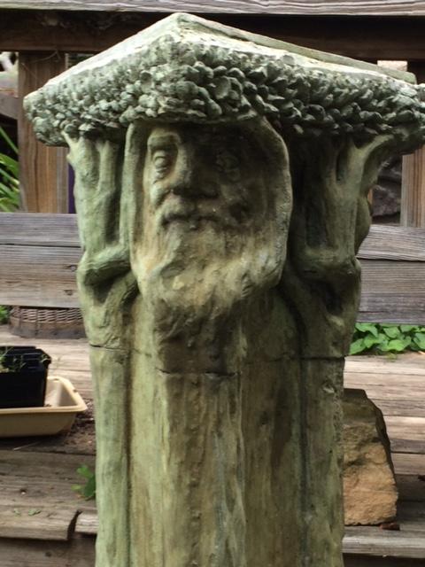 Wytheville Garden Sculpture 3
