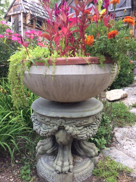 Wytheville Garden Sculpture 4