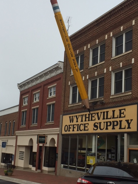 Wytheville Pencil Bldg