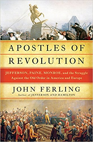 Apostles of the Revolution cover