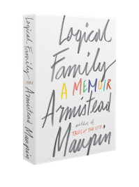 Armistead Maupin book cover