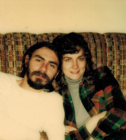Cal and Marsha
