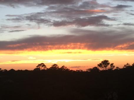 John's sunset photo