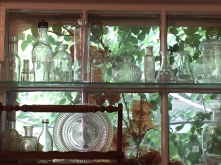 clear budvase collection part