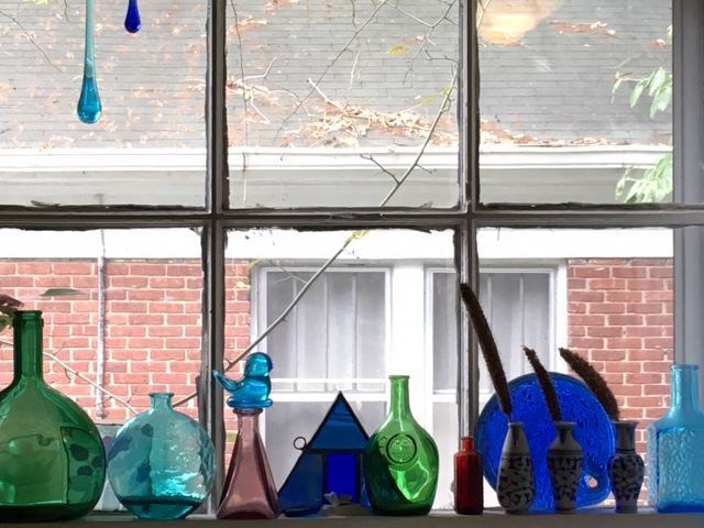 colored glass collection 2