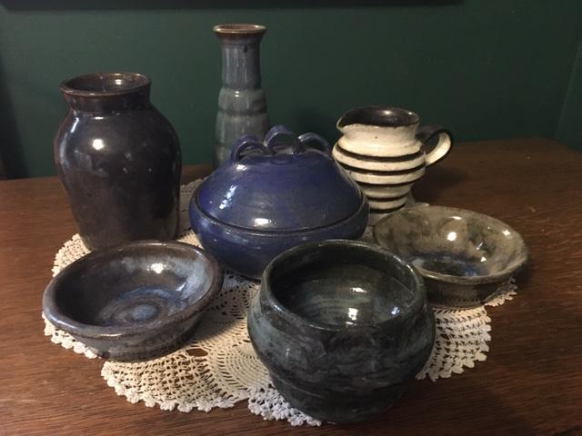 Lori's pottery 1