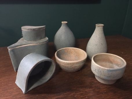 Lori's pottery 2