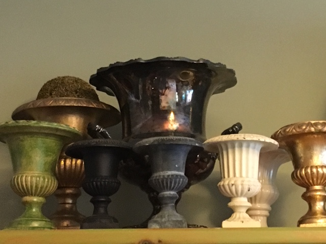 miniature urns collection