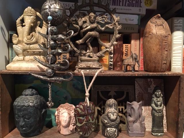 Pagan gods and goddesses collection