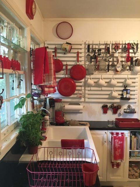 red stuff in kitchen 2