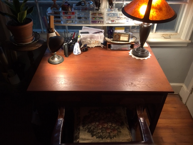 Study - drafting table