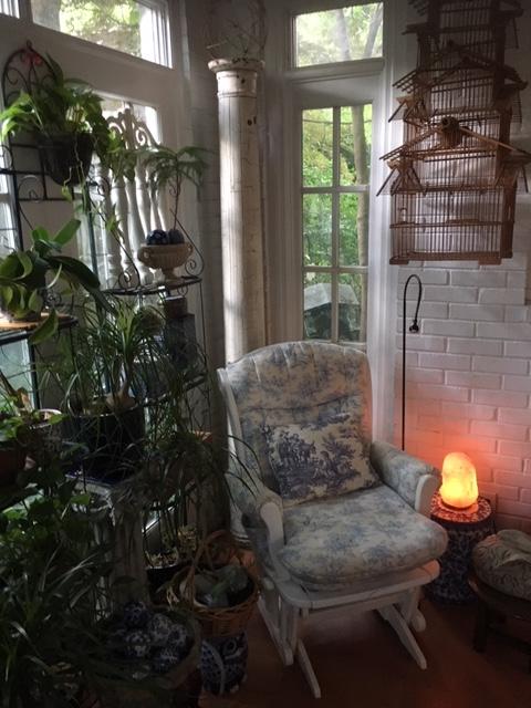 sunporch chair #1