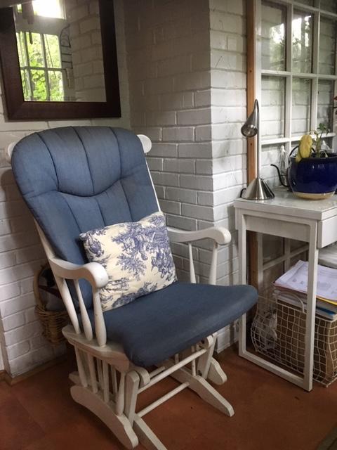 sunporch - chair #2