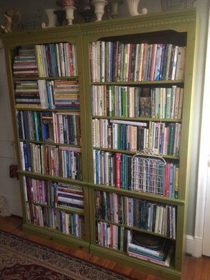 Guest room bookcases 1
