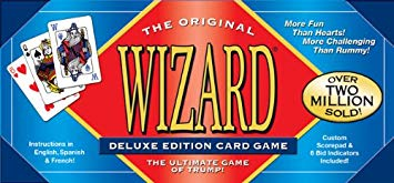 Wizards Card Game